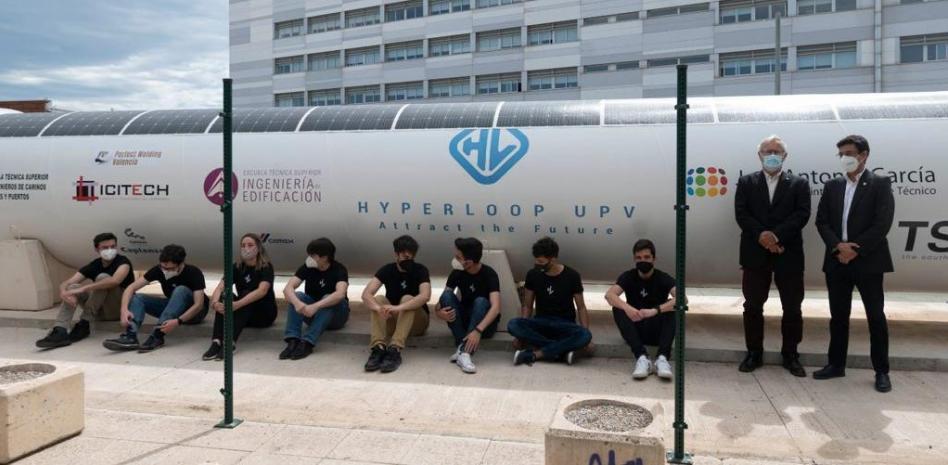 El Hyperloop tendrá su primera cámara de vacío gracias a la Universidad Valenciana