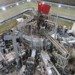 China ya tiene su propio sol artificial a 120 millones de grados