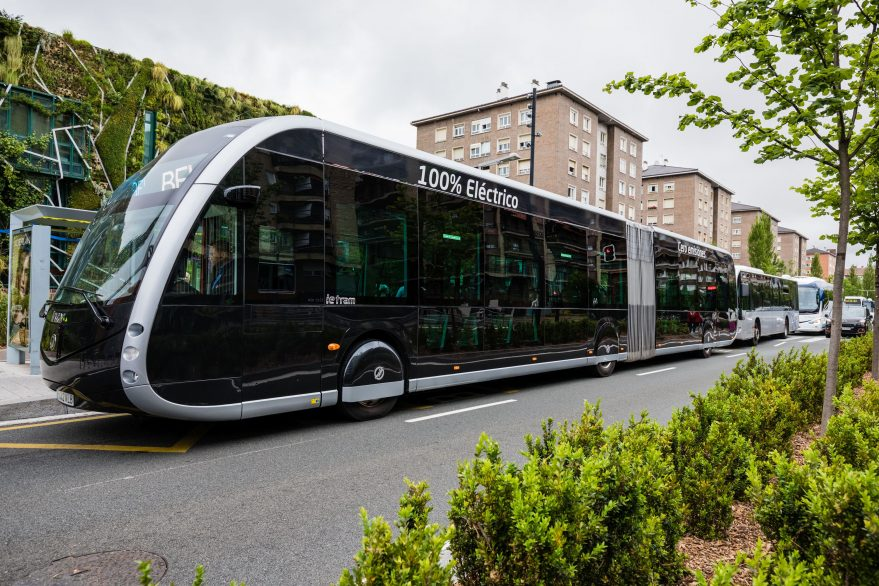 Vitoria BEI apuesta por la nueva movilidad, no sin polémica