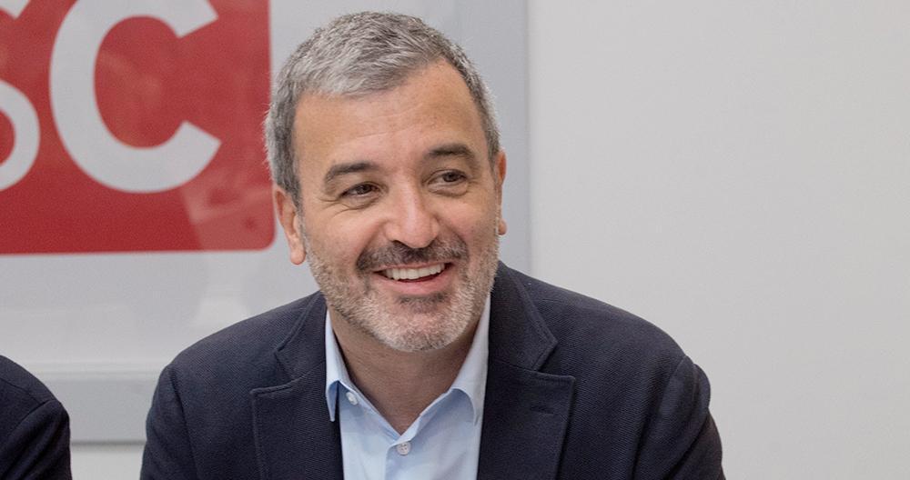 Jaume Collboni, teniente de alcalde de Barcelona