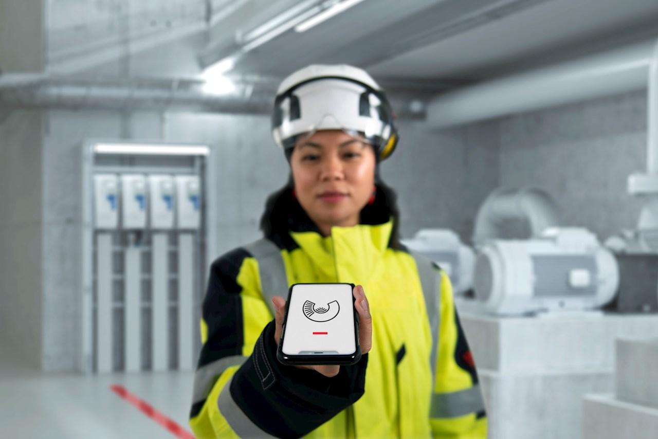 ABB presenta Ability™ Mobile Connect para variadores de frecuencia